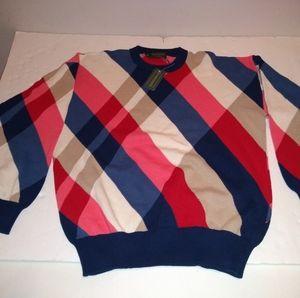 Greenwich Sweater Vintage Crew Neck New XL
